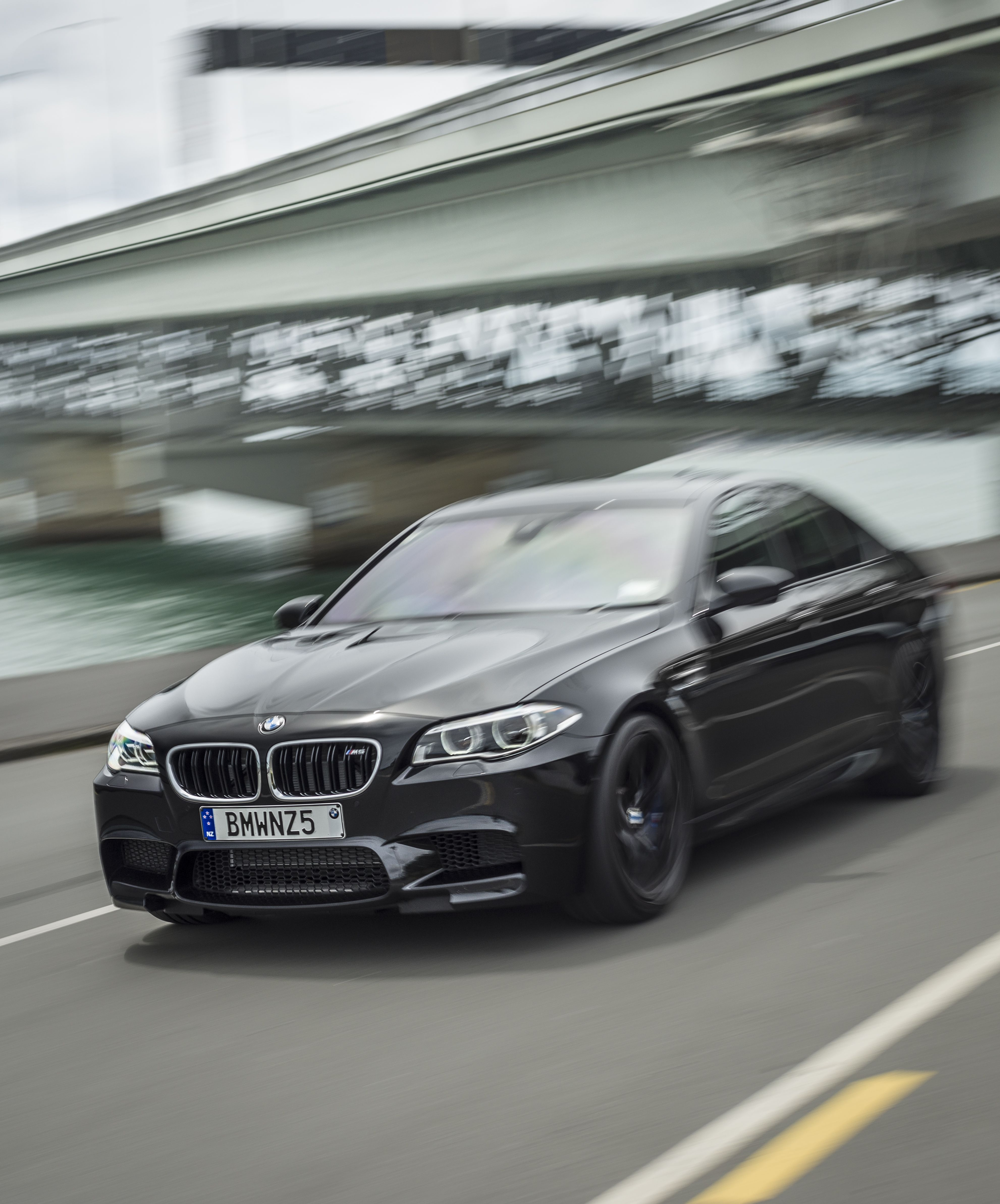 Bmw M5 A T Rex In Conservative Clothing Nz Herald