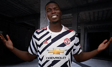 Football The Worst Jersey In Sports History Manchester United Release New Zebra Kit Nz Herald