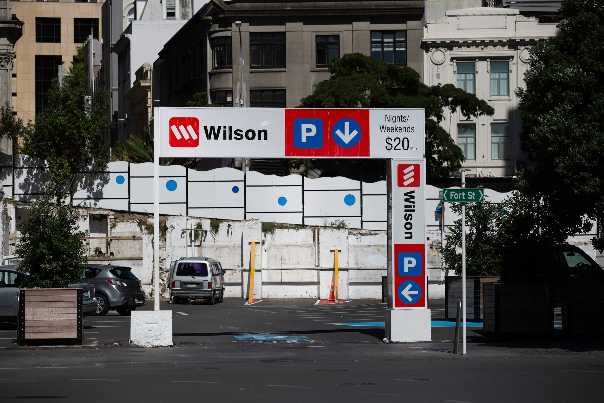 Wilson Parking Announces Free Parking On Weekends In An Attempt To Help Economy Nz Herald