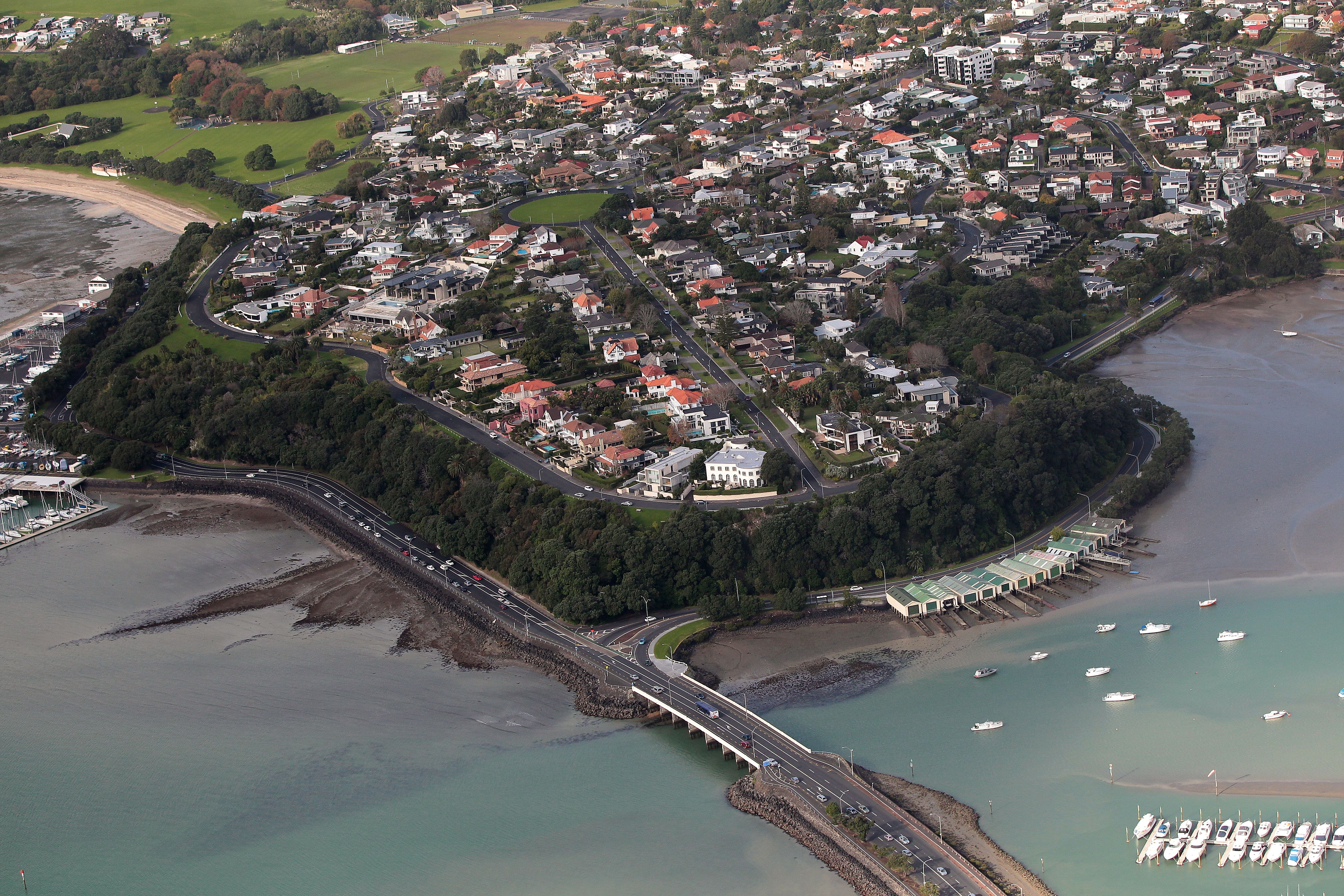 Paritai Lost The Big Mansion Sell Off Nz Herald